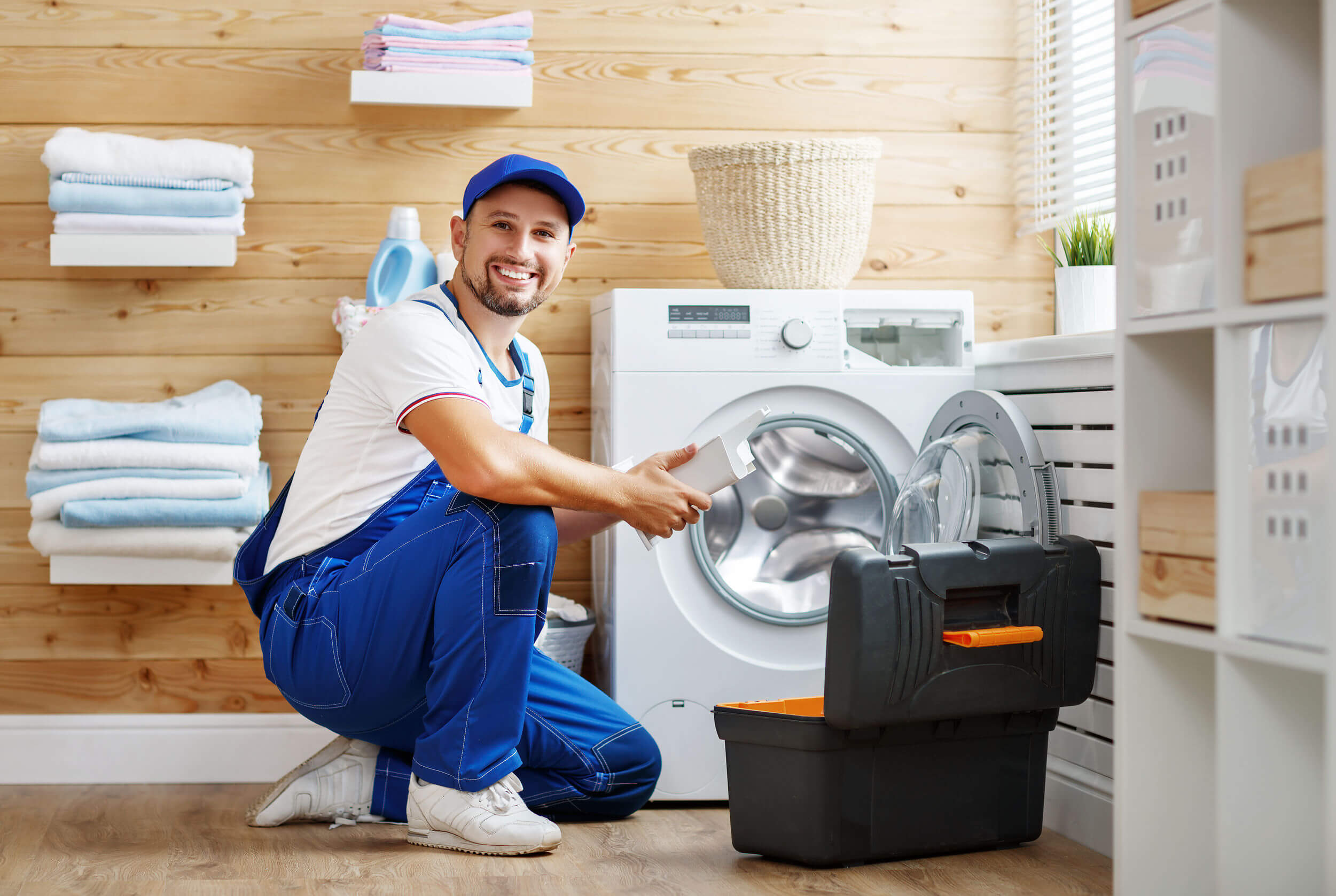 Coquitlam Washing Machines and Dryers Repair Service
