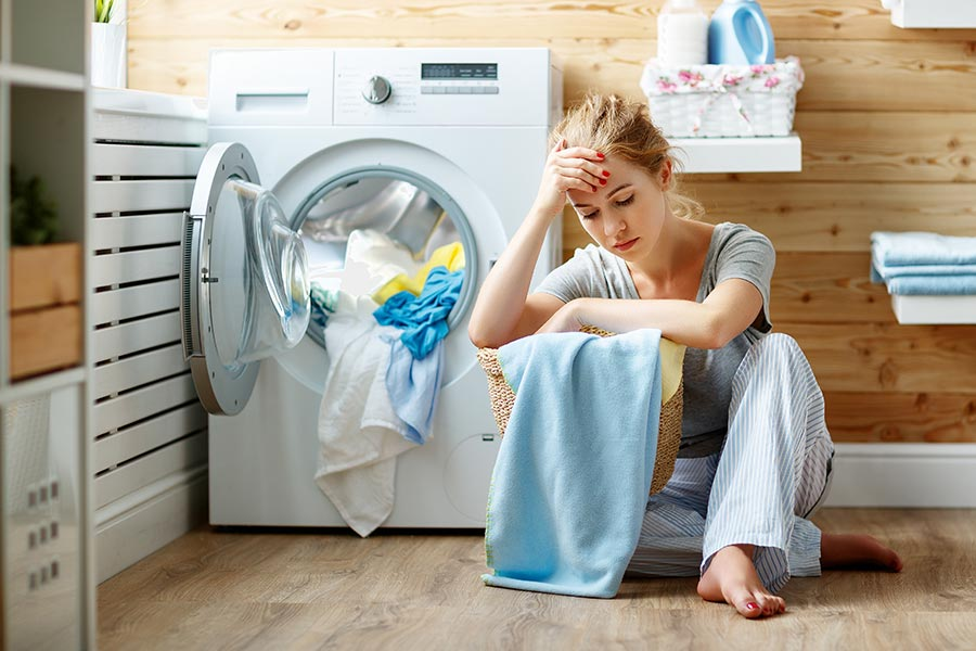 Washer Repair Service, TCLM, Lower Mainland area, Canada